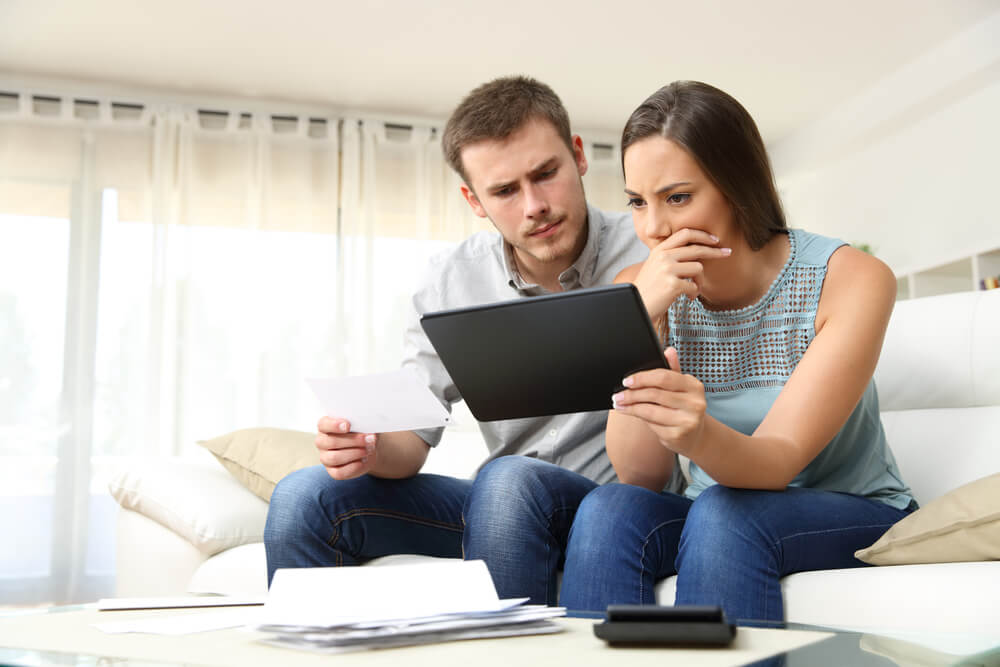 As long as you keep paying your mortgage every month, your home shouldn't be repossessed.