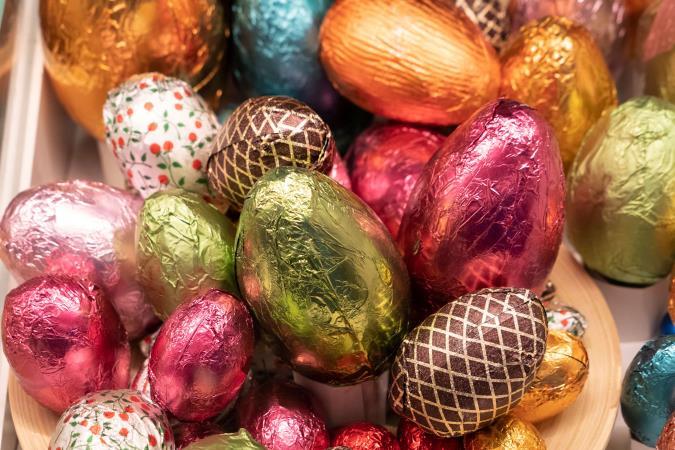 5 Easter Eggs for Under £3
