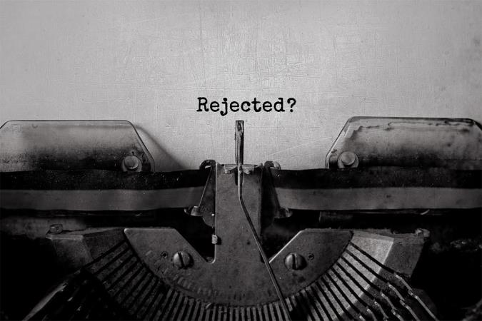 Why were you rejected for credit?