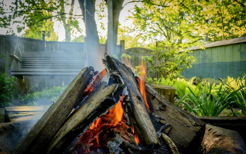 Insurance claims for garden fires & computer damage rise as we all spend more time at home