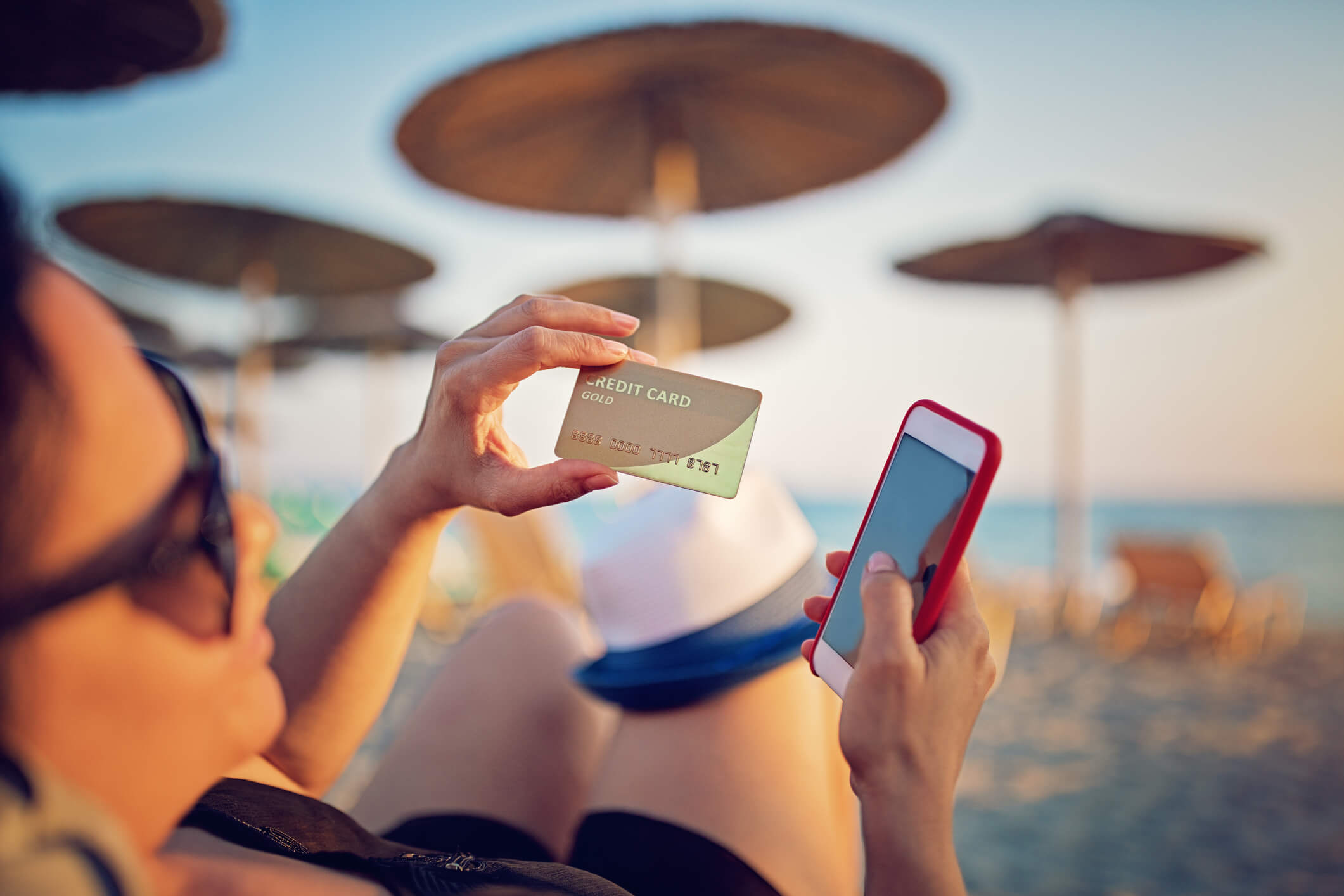 Does paying for a holiday with a credit card add protection?