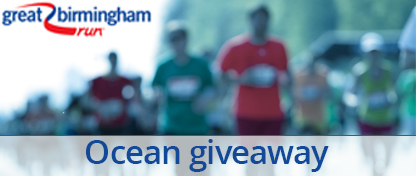 2016 Great Birmingham Run half marathon giveaway