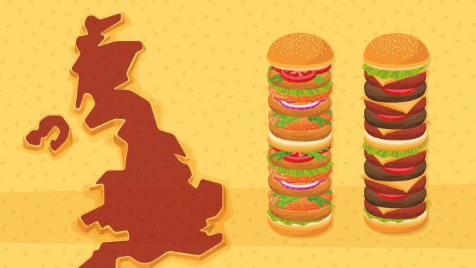 Britain's Best-Value Burger Cities: Revealed