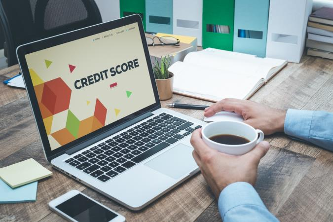 How much does a CCJ affect my credit score?