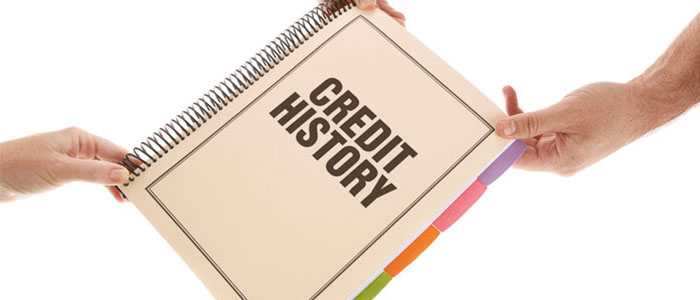 It's a good idea to check your credit history