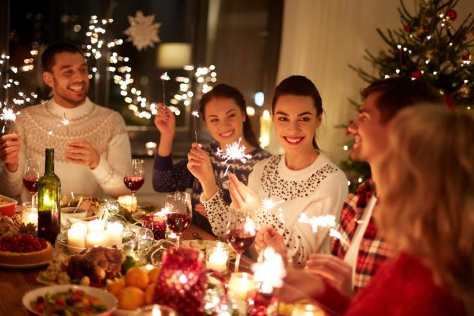 Christmas dinner for the family for under £15