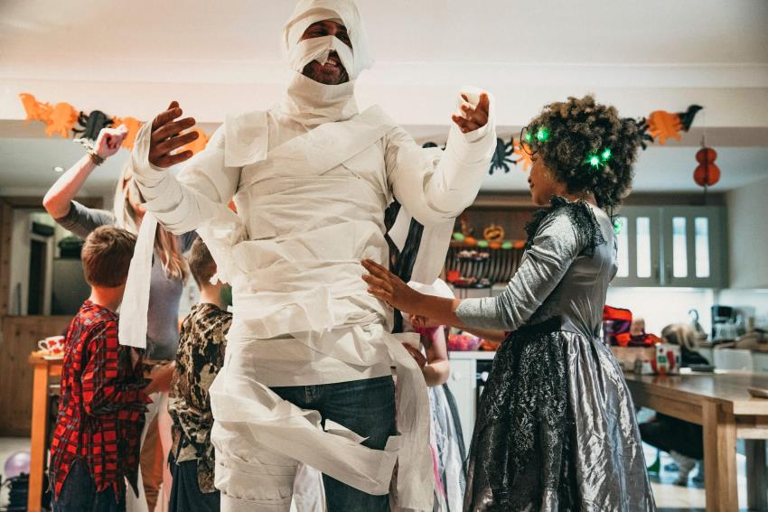 How to make your Halloween costume on the cheap