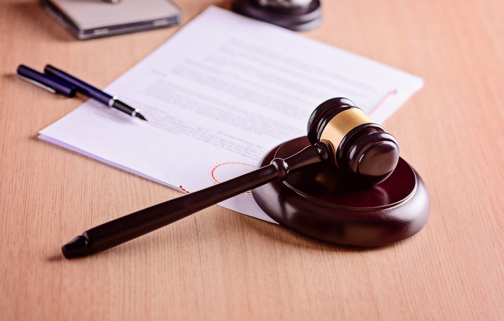 County Court Judgement (CCJ) documents issued for not paying your bills