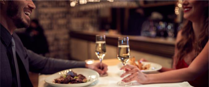 Win a luxury date night on us!