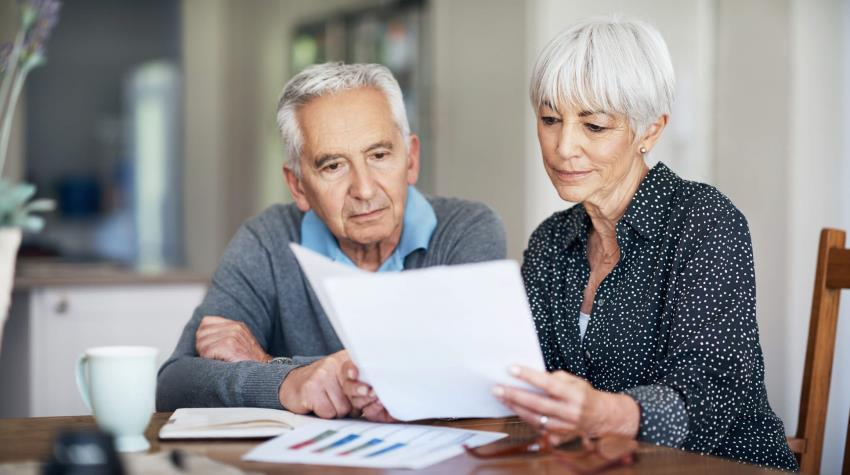 News: Couples with age gaps lose £7,300 a year under new pension rules