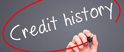 Credit history and second hand car buying
