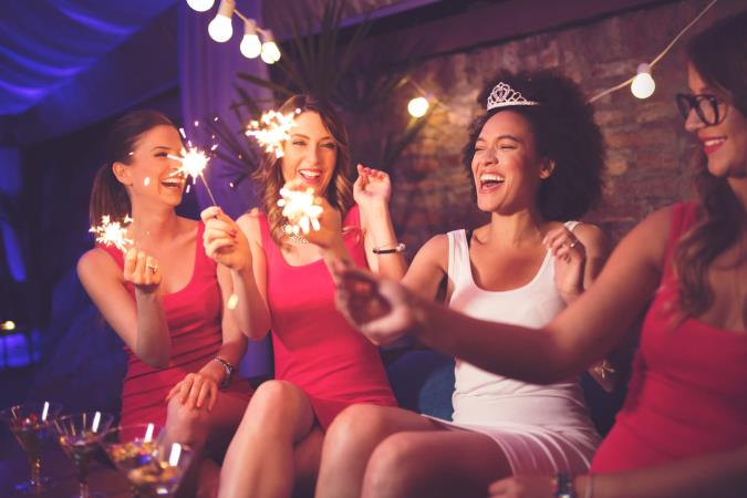 How to plan a hen party on a budget