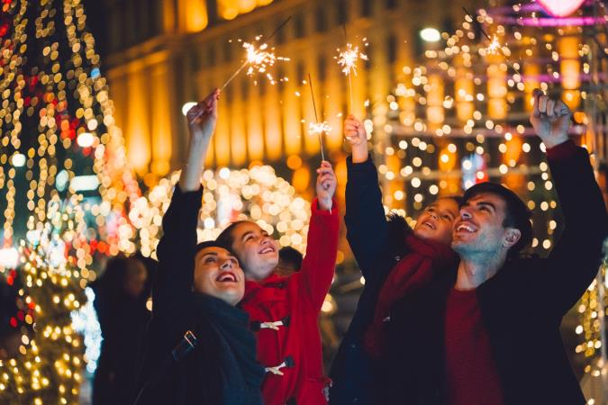 5 Christmas days (and nights) out that are totally FREE