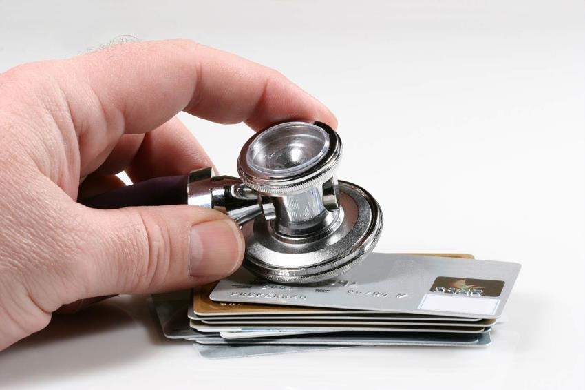 Give your credit report a five minute health check and boost your chances of being accepted