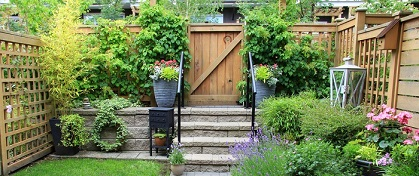 Should you keep your garden or extend?