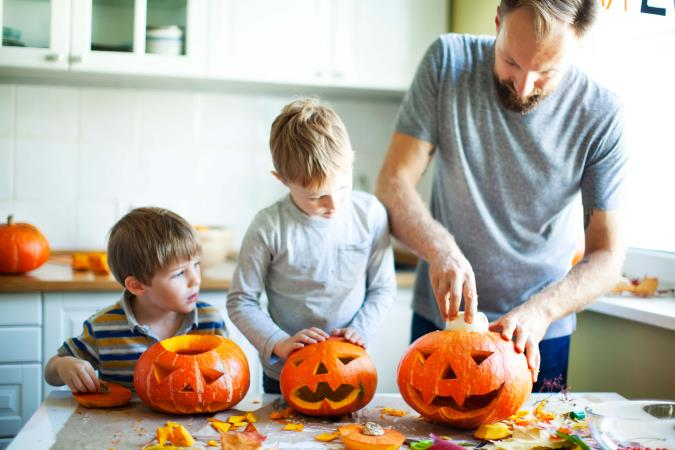 Five FREE Halloween ideas the kids will love