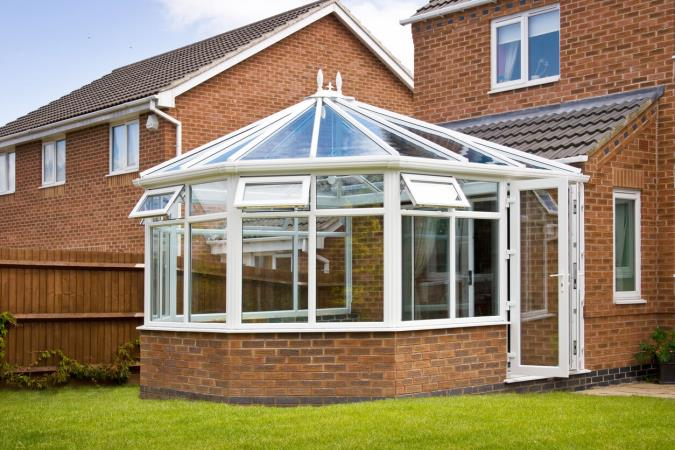 How can I pay for a new conservatory?