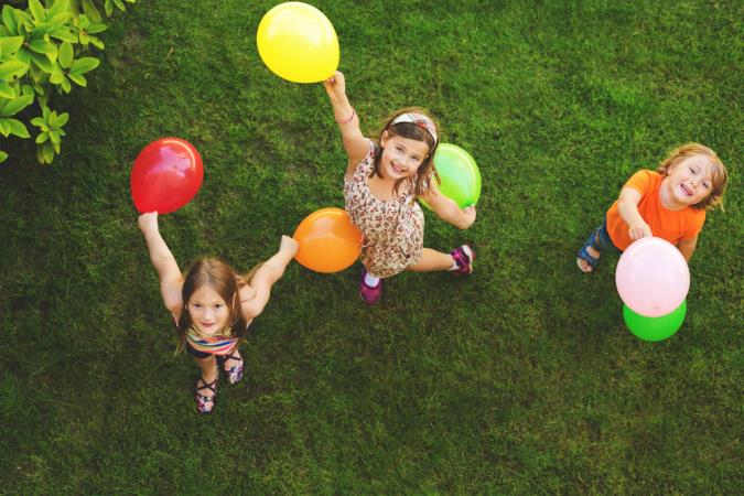 15 cheap ways to keep kids active