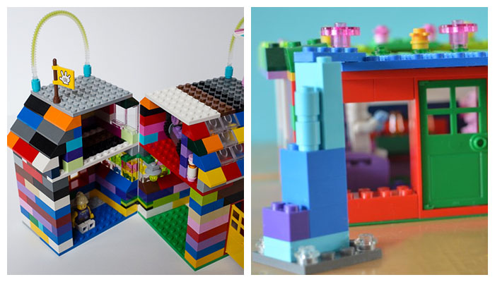 lego homes finalists