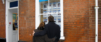 What is a leasehold property?