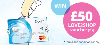 Watch Ocean's new advert and win!