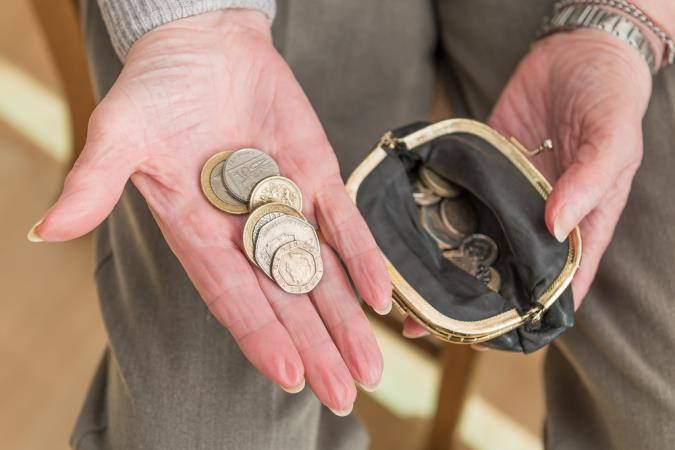 Millions of Brits in debt with lower pay since COVID